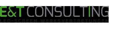 E&T Consulting · Technik · Beratung · Werksvertretungen
